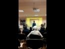"""Выступление в Шаболовской библиотеке """"Просвещение трудящихся"""""""
