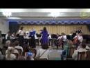 Ансамбль Вдохновение . И.С. Бах. Менуэт и Шутка из оркестровой сюиты си минор