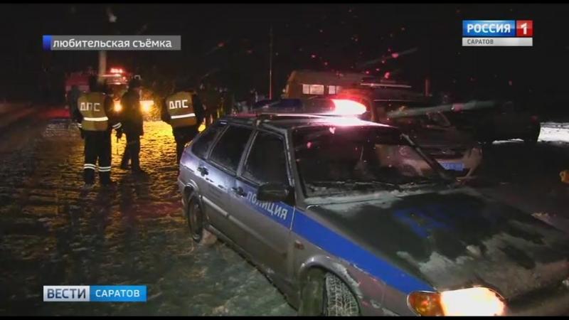 Подозреваемые в покушении на убийство сотрудников полиции и Росгвардии задержаны