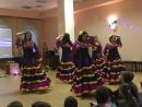 Коллектив восточного танца Амира под руководством Татьяны Дровниковой. Цыганский танец