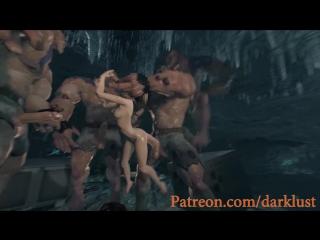 Lara Croft: The Borders Of The Tomb Raider (part1)