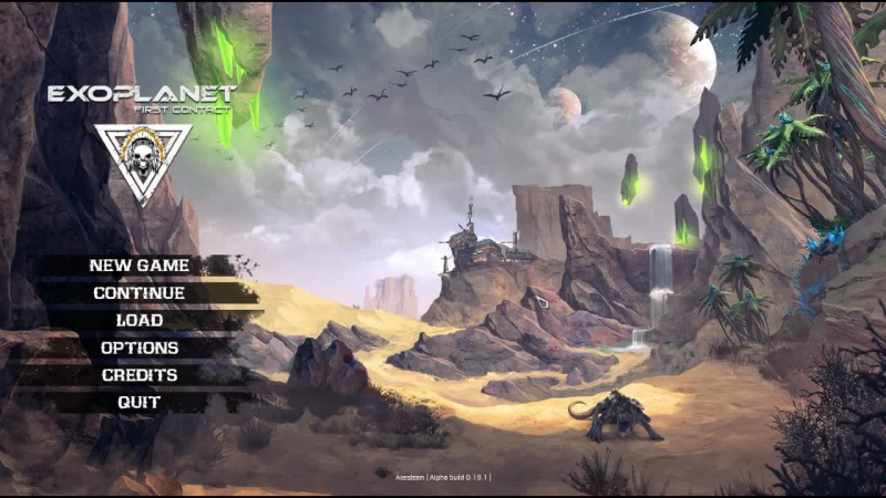 Сыграем в Exoplanet: First Contact. Games with ZDW [RUS/ENG]