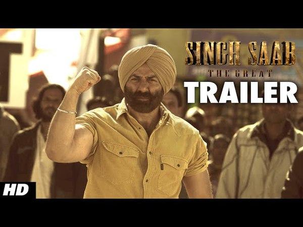 Singh Saab The Great Trailer Official Sunny Deol Amrita Rao Prakash Raj Urvashi Rautela