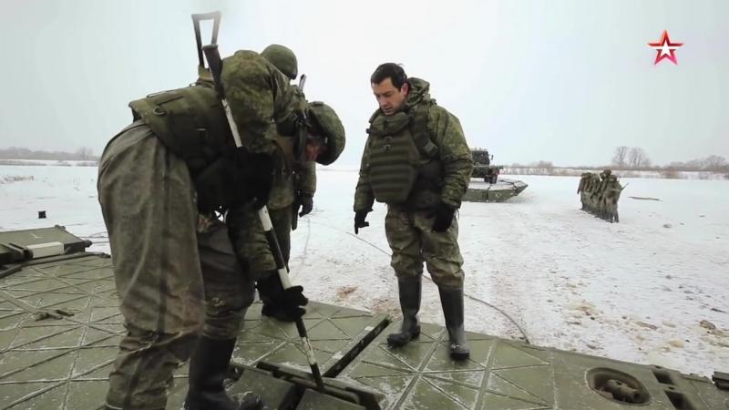 Военная приемка. Ледовое побоище инженерных войск