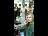 2909 Josephine, Jasmine, Romee &amp Negin via Romee's Instagram Story