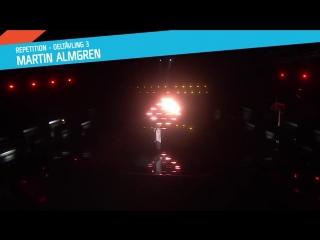 Martin Almgren - A Bitter Lullaby (Репетиция)