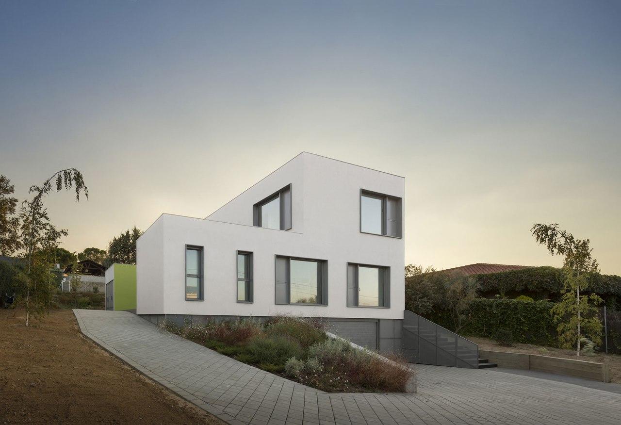 Частный дом в Мадриде