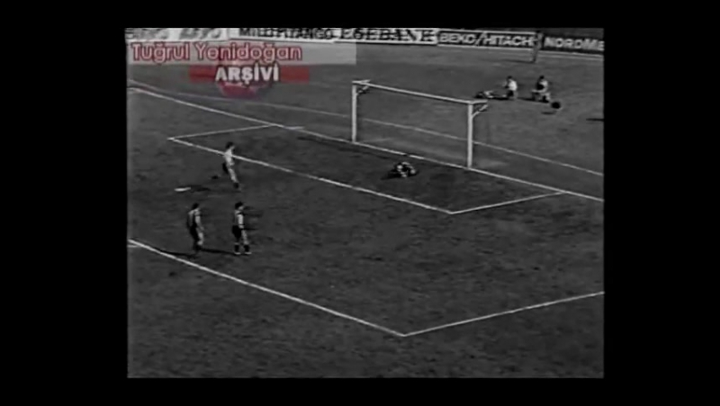Lig Özetleri - 1983 - 1984 Sezonu - 30 Hafta -Galatasaray 0-1 Beşiktaş
