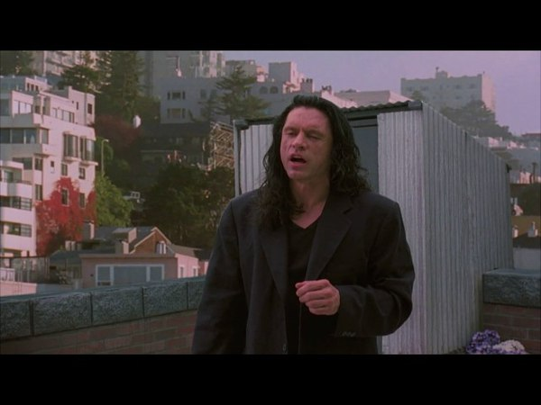 The Room (2003) - Ididnothither! (1080p)