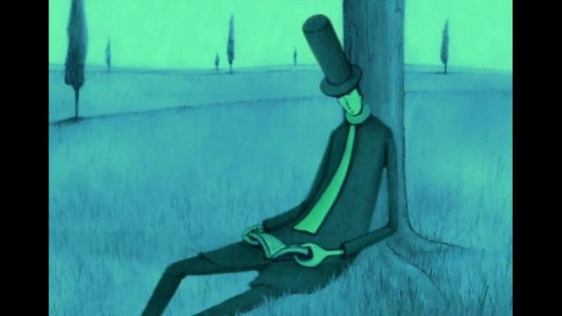 Дневник путешественника (5) Меланхоличный дождь (Дневник Тортова Роддла) Кунио Като / Kunio Kato (рус.суб)