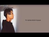 [RUS SUB] Sik-K feat Simon Dominic & The Quiett - A Lil Bit