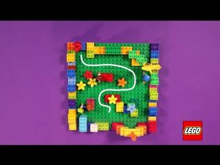 LEGO DUPLO - Идеи для Поделок
