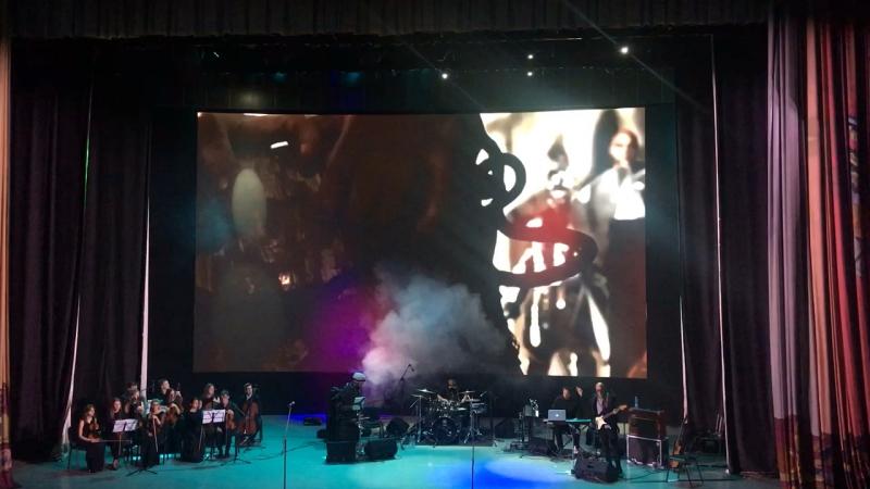 Концерт Энигмы в Москве 2017