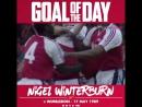 Goal of the Day: Nigel Winterburn