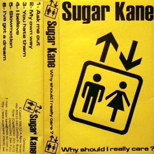 Sugar Kane альбом Why Should I Really Care? (Demo 1999)