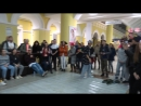 5678 DANCE BATTLE Hip-hop FINAL Timan - Vancheck (win)