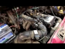 Газель троит мотор