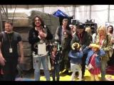 Филипп Киркоров с детьми и друзьями посетили великолепное шоу