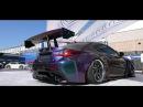 Wide Body Pandem Lexus RCF ARMYTRIX Work Wheels Toyo Tires SEMA 2017 Customer Spotlight