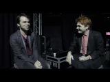 In Conversation Gerard Way &amp Gaz Coombes (Part 1)