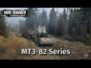 Spintires Mudrunner МТЗ-82 Series v.15.01.18