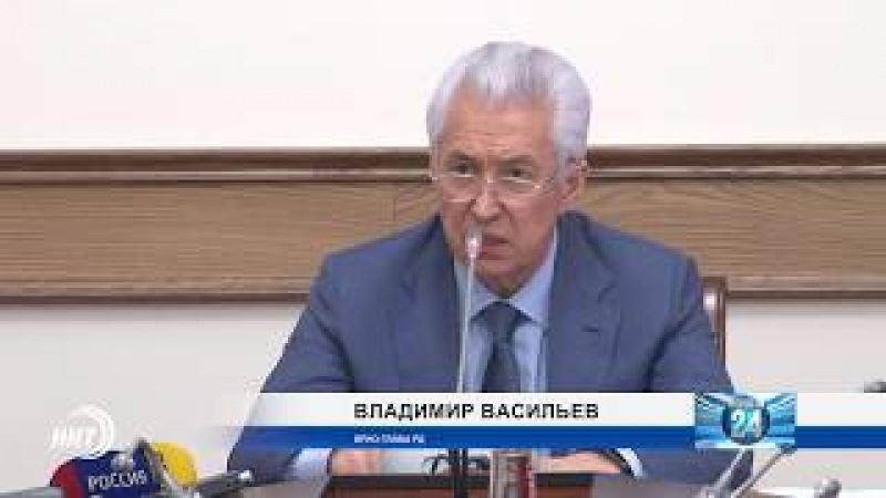 Васильев пригрозил обрушить «весь пролетарский гнев» на АЗС в Дагестане