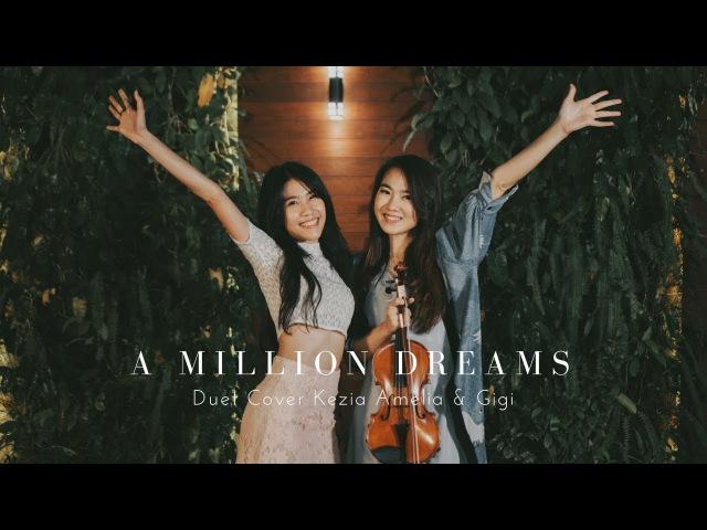 A Million Dreams (OST The Greatest Showman) Cover by Kezia Amelia Brigitta Cynthia