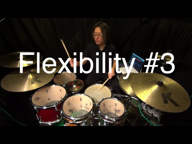 Pat Torpey Influenced double bass triplets by Ryo Tanaka