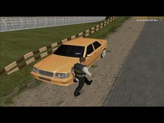 [CRMP] Розыгрыш автомобиля на Amazing-rp 01