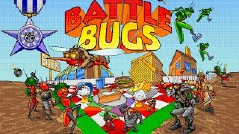 Battle Bugs walkthrough: Boot Camp and 1st medal