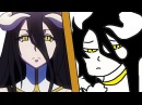 Overlord Opening Paint Version VS Original