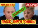 Жесть! Путин про ПУРГУ от Пескова!