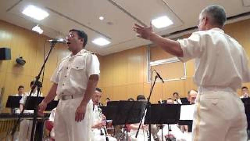 Калинка Kalinka Japanese Army Band