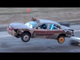 Ramp Competition at Car Wars #2 2017