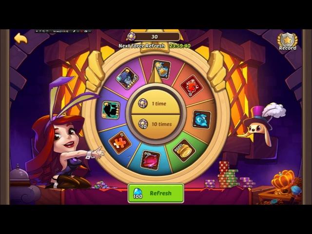 My first 10* heroes in IDLE HEROES super casinopropheet tree
