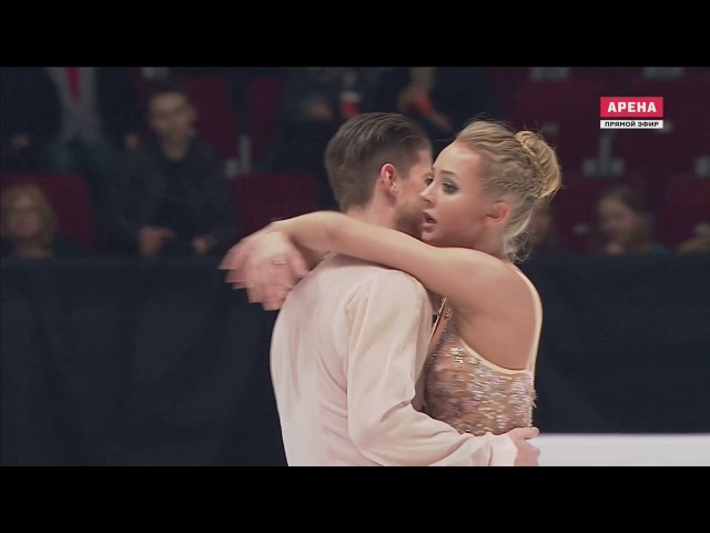 Aleksandra Stepanova | Ivan Bukin FD 2018 Russian Nationals