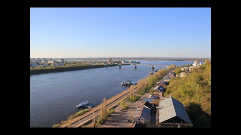 Мукомольный завод. Нижний Новгород.