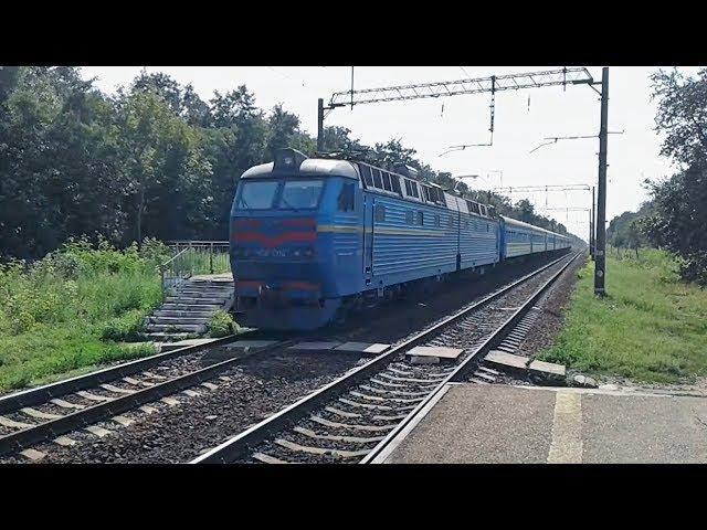 ЧС8-004 | № 778 Киев - Шостка