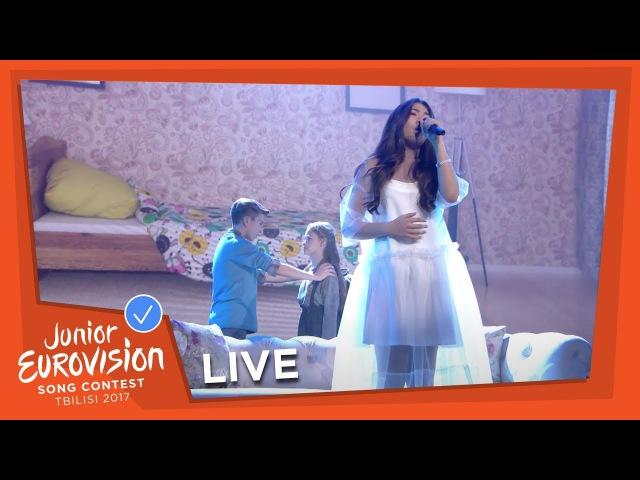 WINNER - POLINA BOGUSEVICH - WINGS - LIVE - RUSSIA - JUNIOR EUROVISION 2017