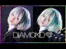 Cosplay x Photoshop 宝石の国 Diamond MisaChiang