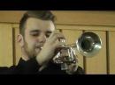 Каденция Й Гайдн Концерт для трубы с оркестром ч I Труба Николай Винтер
