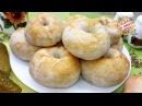 Пирожки Экономные без дрожжей и молочных продуктов 2 вида начинки
