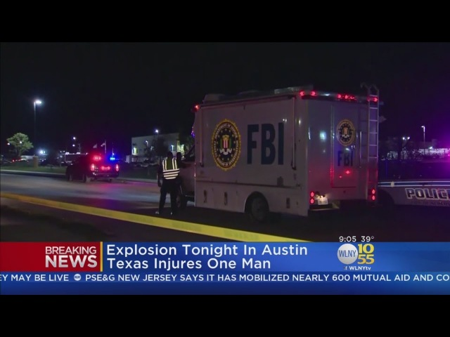 Blast At Goodwill Store In Austin Texas Injures 1