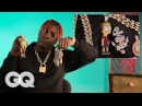 Lil Yachty Shows Off His Insane Jewelry Collection GQ