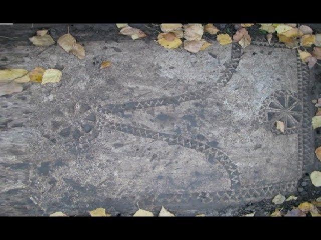 Спазеро. Это не вилочковый крест. Смысл древнерусских надгробий. АЗ БУКА ИЗТИНЫ. Фильм 6