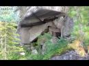 Gornaya Shoria Update - A Giant Blocked Gate? (Gornaya Shoria, alleged huge megaliths, Siberia)