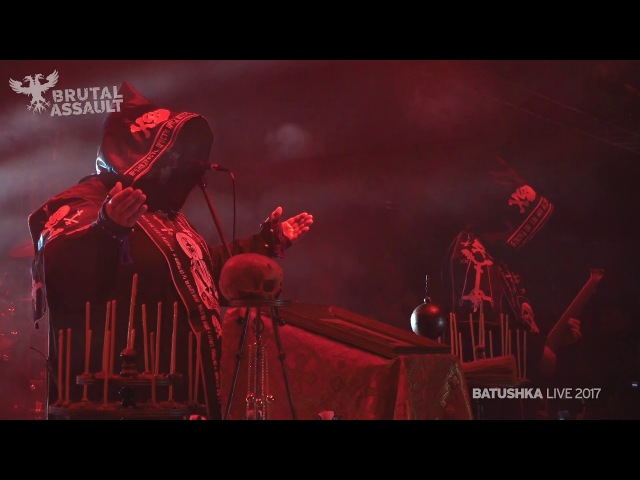 Brutal Assault 22 - Batushka (live) 2017