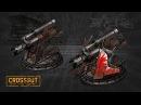 Crossout Новая фракция Огнепоклонники! немного инсайда с тест сервера!