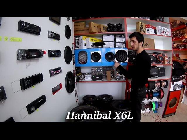 Сравнение Pride Ruby 6.5 vs. Alphard Hannibal X6L