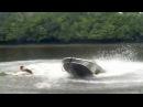 Аварии Моторных лодок - будьте аккуратны!